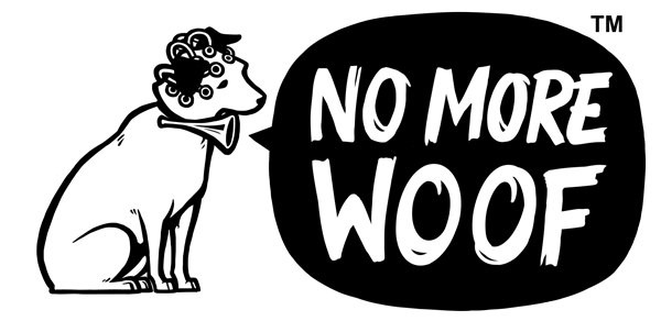 no more woof A new indiegogo campaign has launched for a device called no more woof which will translate dog barks into english for owners to understand their pets.